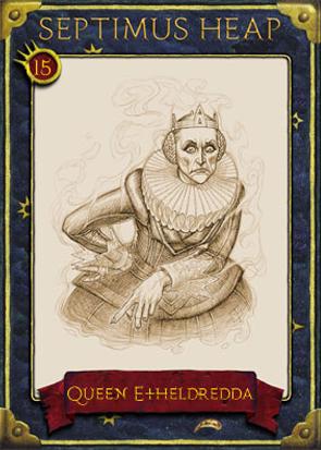Queen Etheldredda